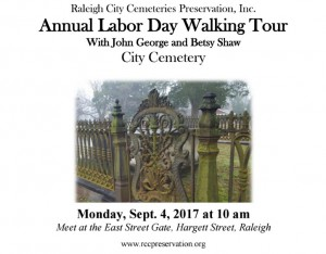 Labor Day Tour
